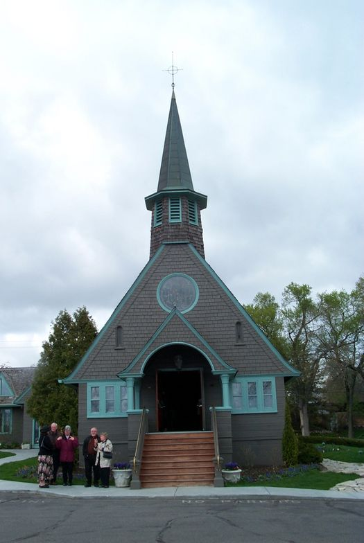 St. Martin's Episcopal Church (Camp Memorial), Minnetonka Beach, MN