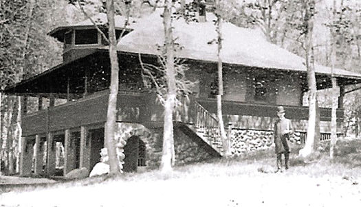 C.P. Noyes Summer Cottage, White Bear Lake, MN